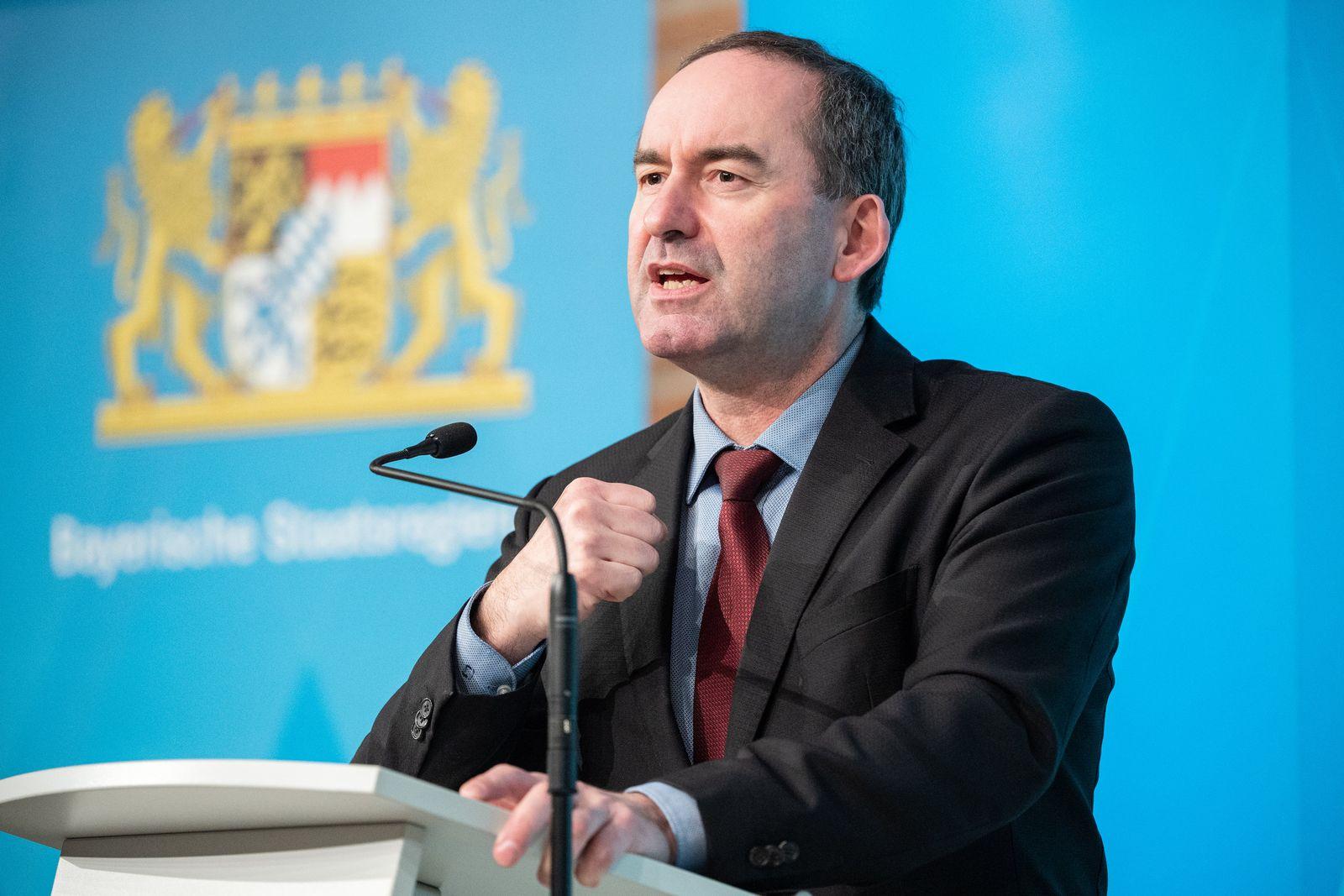 """""""Homeoffice-Gipfel"""" der bayerischen Staatsregierung"""