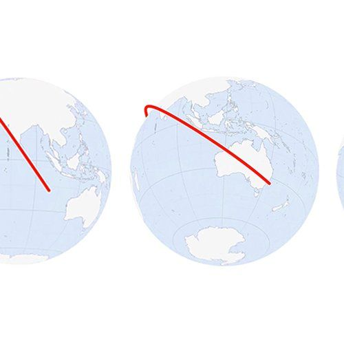 Ultralangstreckenflüge: Nonstop um die Welt - auf Kosten des ...