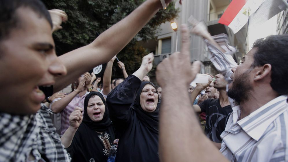Zorn über Schmähvideo: Protest und Randale in Ägypten