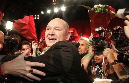 Holländischer Links-Gewinner Marijnissen: Vorbild Franz von Assisi