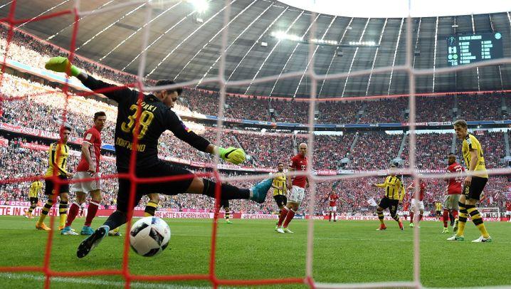 Borussia Dortmund in der Einzelkritik: Passlack passiv, Aubameyang abgetaucht