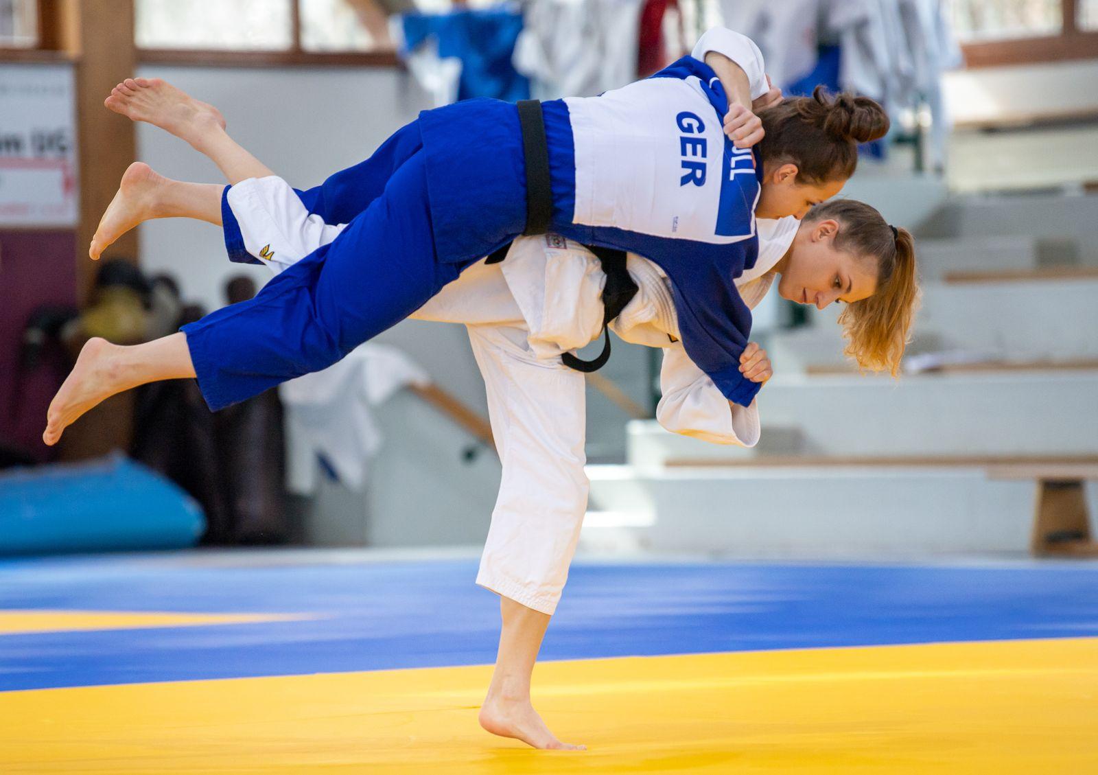 Exclusive: Judoka Theresa Stoll
