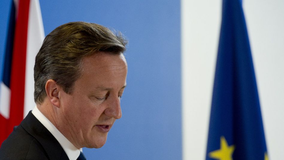 Cameron in Brüssel: Großbritannien darf nicht stehen bleiben