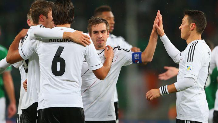WM-Qualifikation: Drei Tore für den Zuckerhut