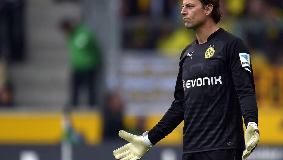 BVB-Torhüter Weidenfeller: Muss rund zwei Wochen pausieren