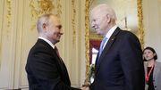 Das haben Joe Biden und Wladimir Putin konkret vereinbart