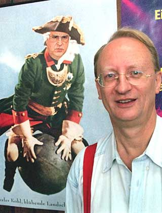 Klaus Staeck: Altmeister der politischen Grafik