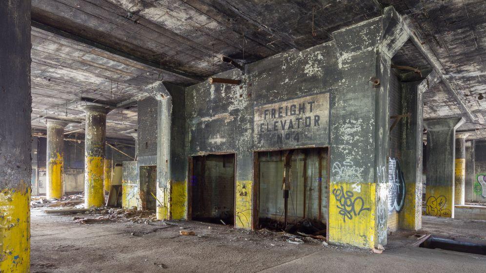 Detroit: Nervenkitzel auf der Ruinen-Tour