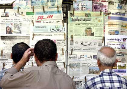 Zeitungen: Wer soll das alles lesen?