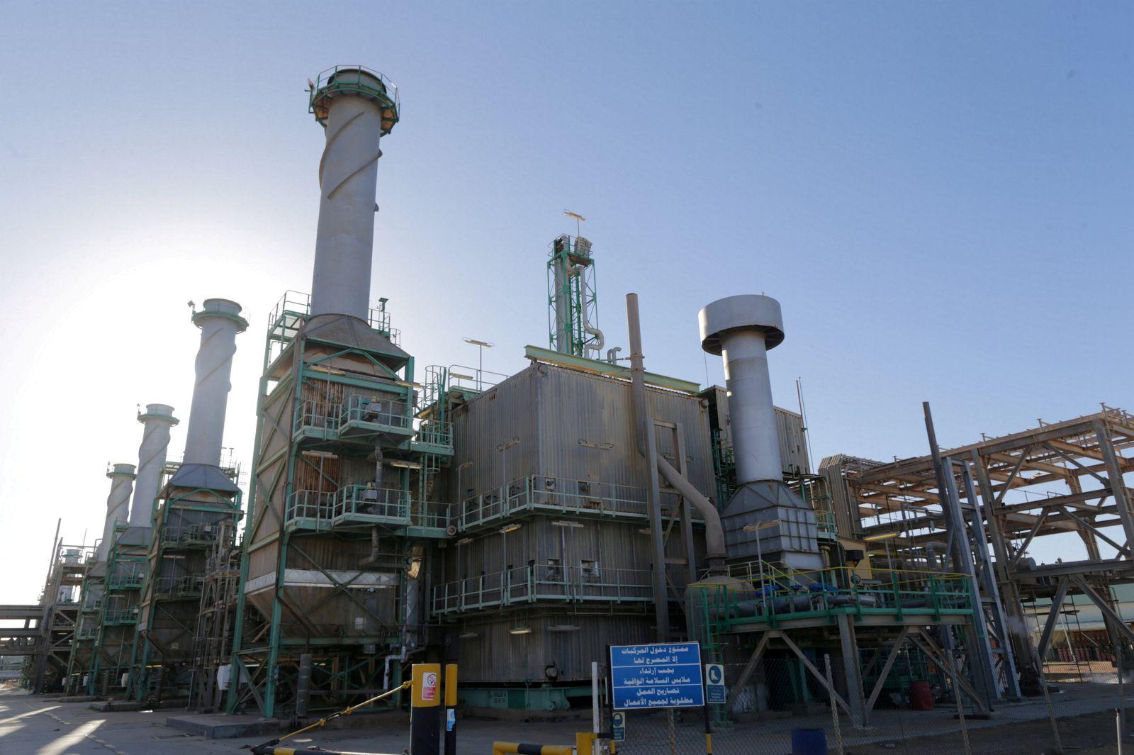 Libyen / Ölterminals / Ras Lanuf