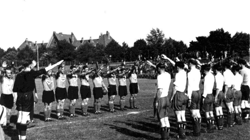 Phantom der Fußballgeschichte: Die Bomben-Mannschaft