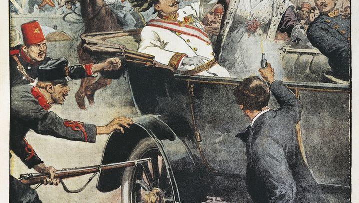 Sarajevo-Attentat: Die letzten Stunden Franz Ferdinands
