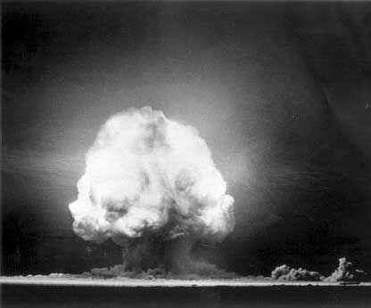 """""""Trinity""""-Atombombentest am 16. Juli 1945: """"Ich bin der Tod geworden"""""""