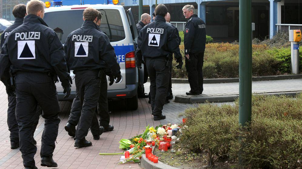 Getötetes Mädchen: Emden im Schockzustand
