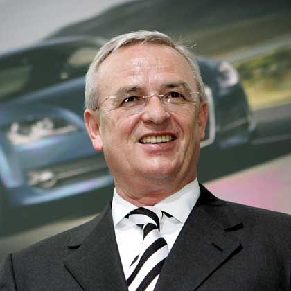 Designierter VW-Chef Winterkorn: Rauer Ton gegenüber den Mitarbeitern