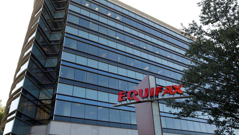 Equifax-Büro in Atlanta: Zum Ziel von Hackern geworden