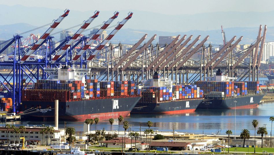 Hafen von Los Angeles: Bemerkenswerter Ausbau der Beziehungen
