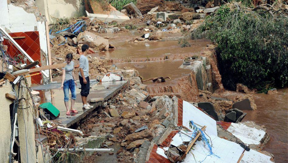 Erdrutsch in Frankreich (16. Juni 2010): Alle Länder kann es treffen