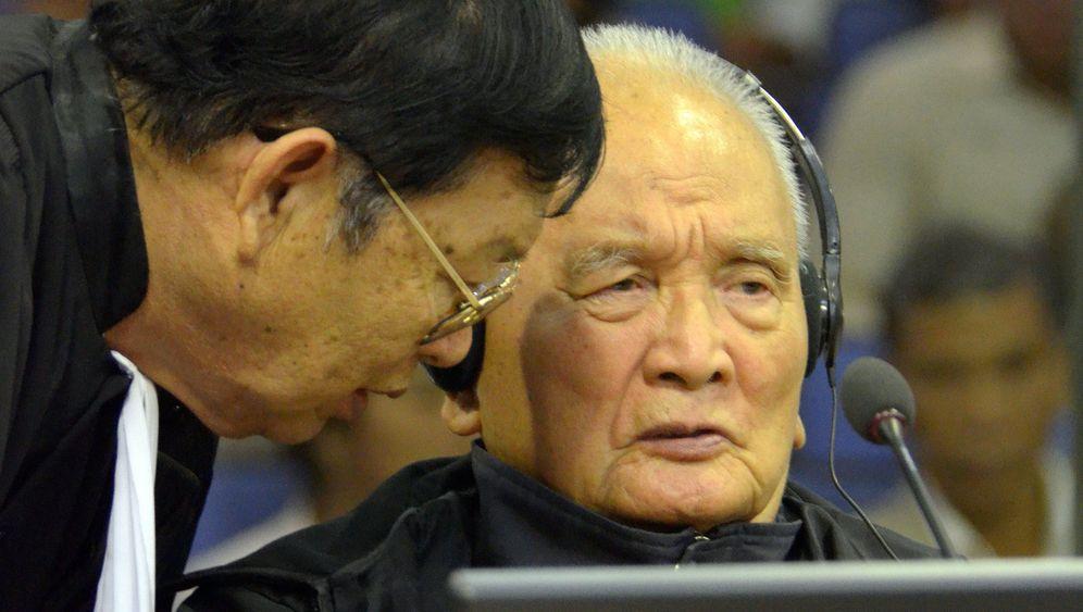 Kambodscha: Prozess gegen Pol Pots Getreue