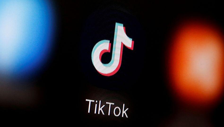 TikTok-App auf einem Smartphone: Hirntod nach Challenge