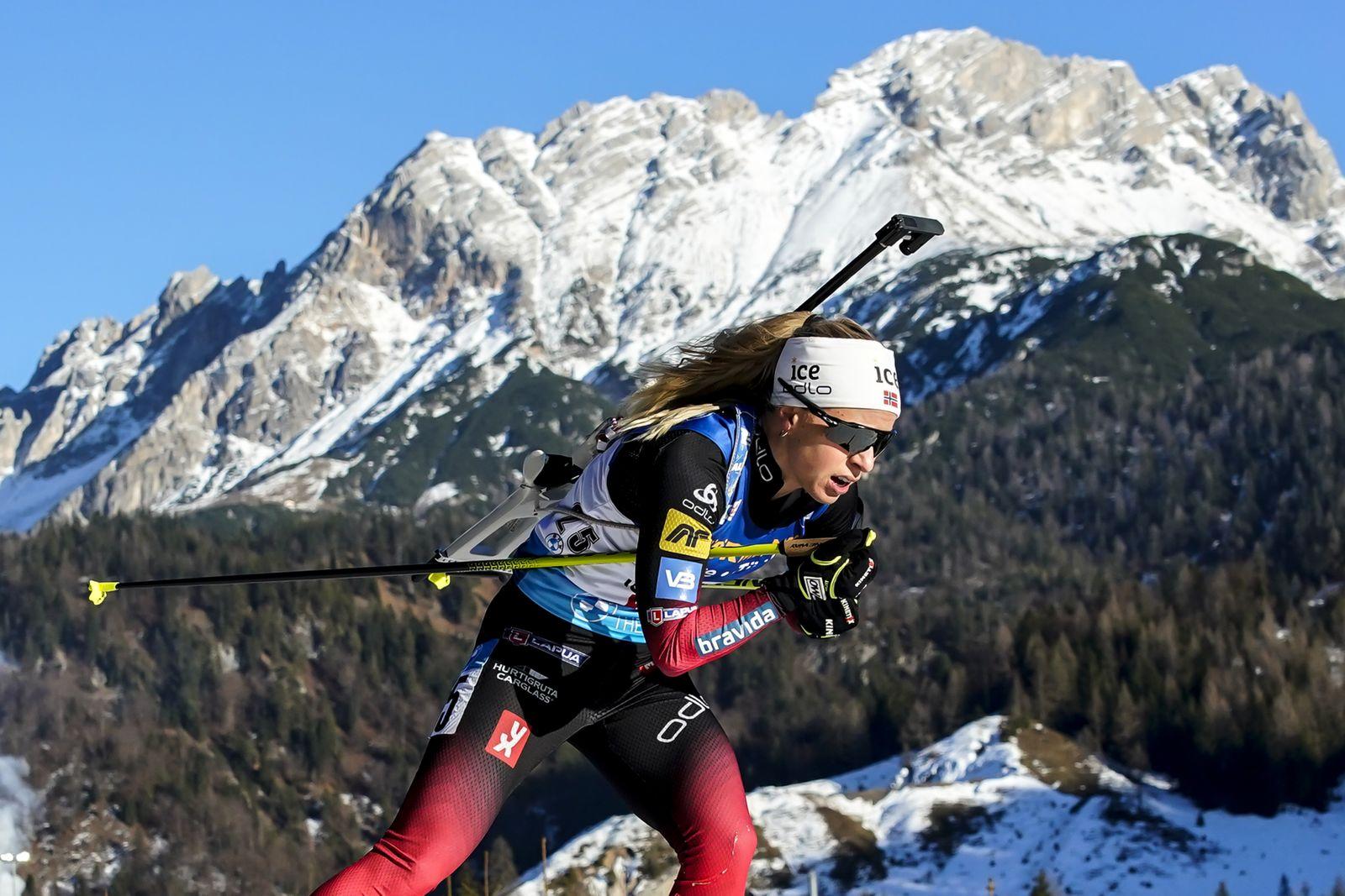 BMW IBU World Cup Biathlon Hochfilzen - Women 7.5 km Sprint Competition