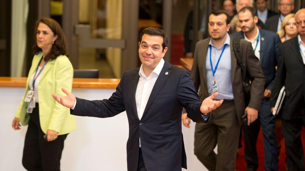 Griechenlandkrise: Szenen eines Gipfels