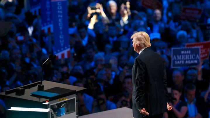 Parteitag der Republikaner: Die Show beginnt
