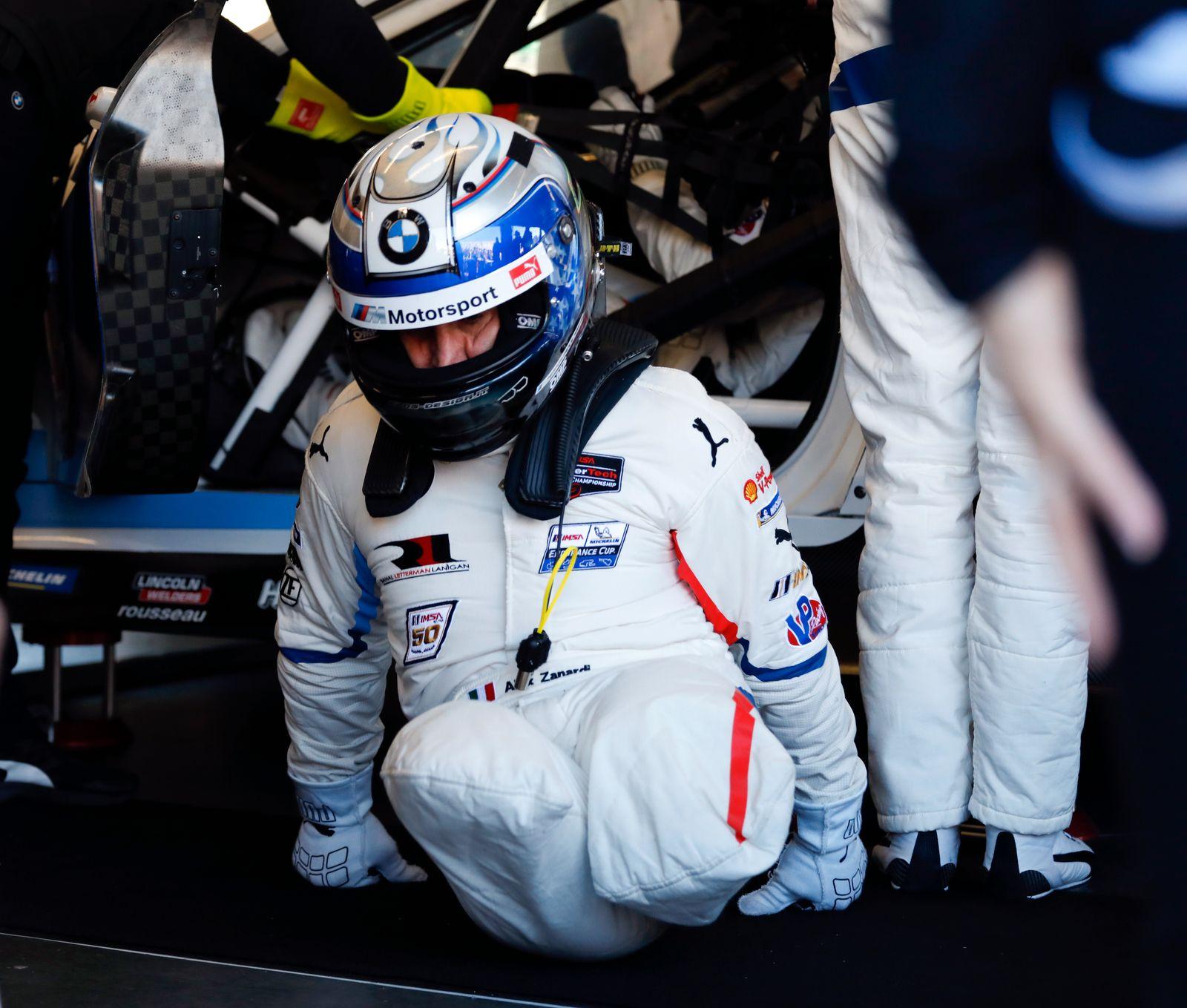IMSA Daytona Rolex Auto Racing