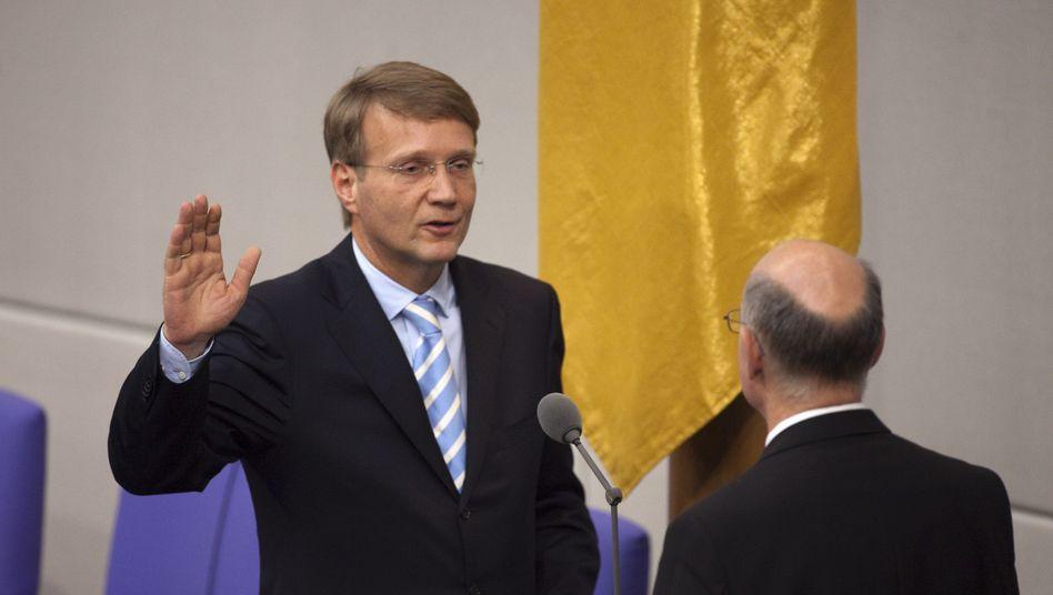 Ex-Minister Pofalla: Bahn-Chef Grube will ihn als Vorstand einstellen