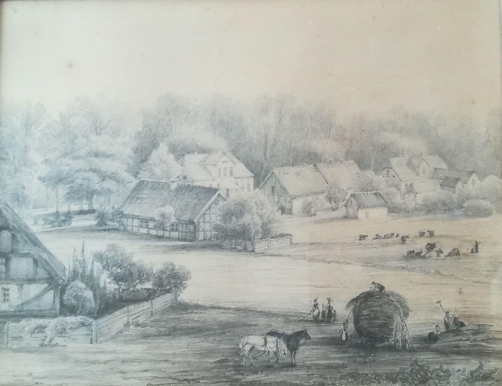 Die alte Wilhelmstr