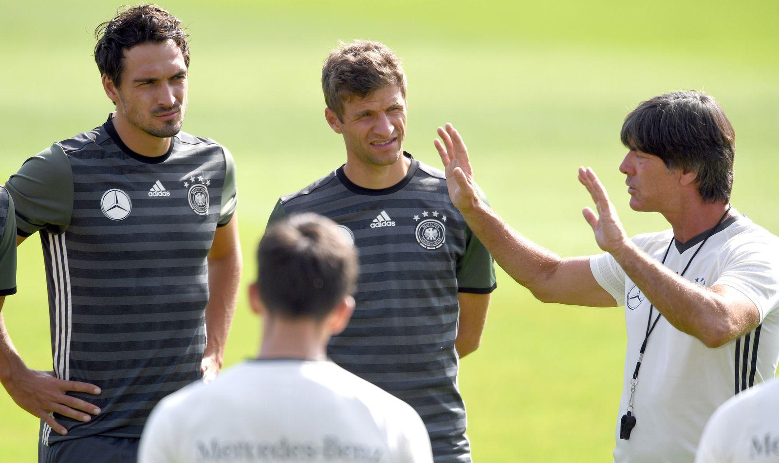 Löw über Boateng, Hummels und Müller: «Nichts geändert»