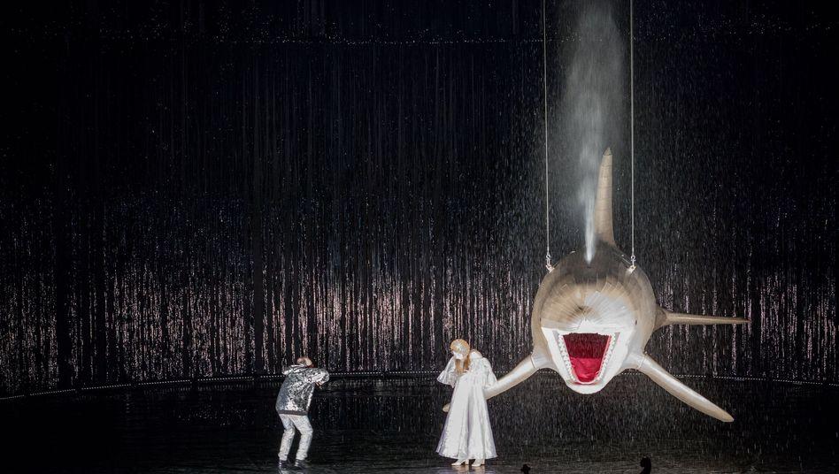 """""""Von einem der auszog..."""": Bezaubert vom begehbaren Wal"""
