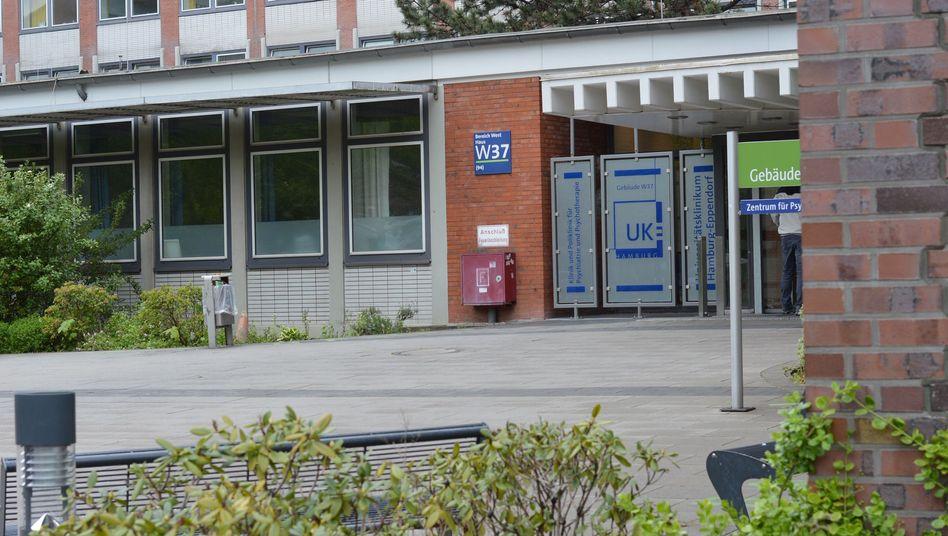 Psychiatrie des Hamburger Universitätsklinikums Eppendorf