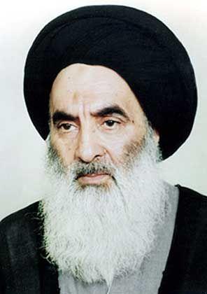 """Sistani: """"Das Volk weiß, wie es sich zu verhalten hat"""""""