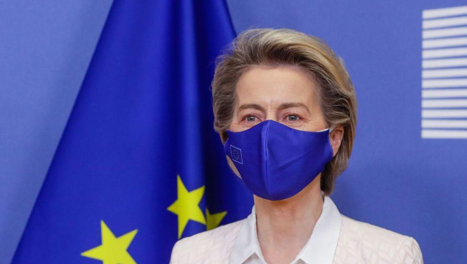 Ursula von der Leyen: »Neue Varianten des Virus entwickeln sich schnell, aber wir müssen in unserer Reaktion noch schneller sein«