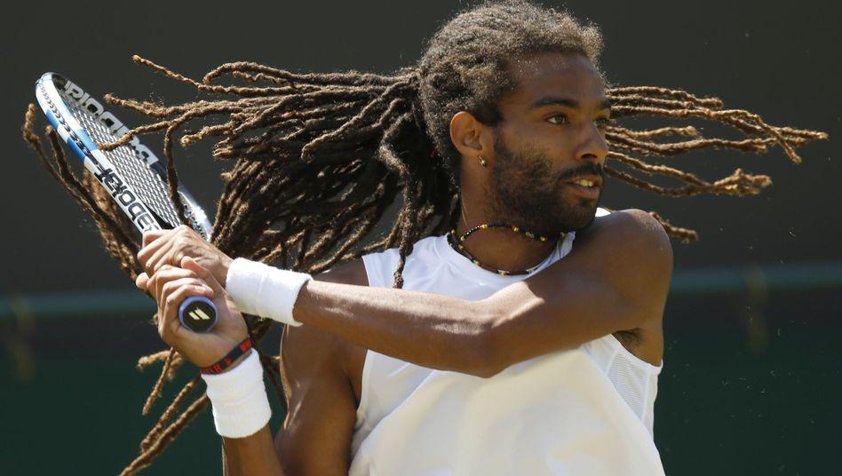 Tennisprofi Brown: Viersatz-Niederlage gegen Viktor Troicki