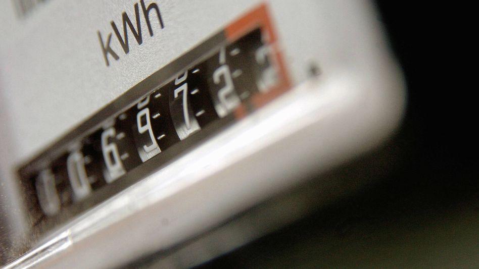 Herkömmlicher Stromzähler: Zwar doof, aber sicherer als seine intelligenten Nachfolger