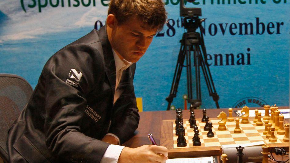 WM-Herausforderer Carlsen: Eröffnungsvorbereitung eine Wundertüte