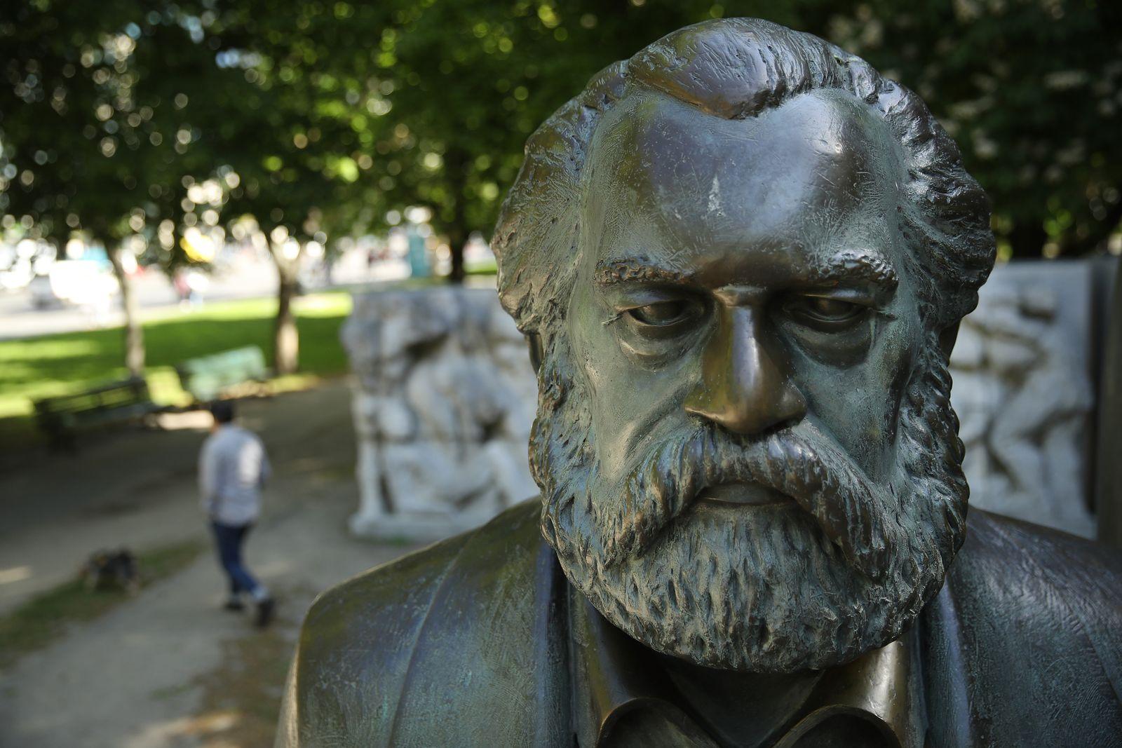 Müllers Memo/ Karl Marx