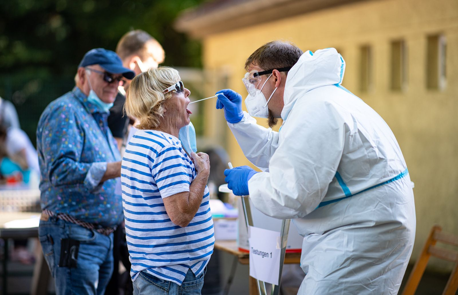 Coronavirus - Ausbruch bei Tönnies