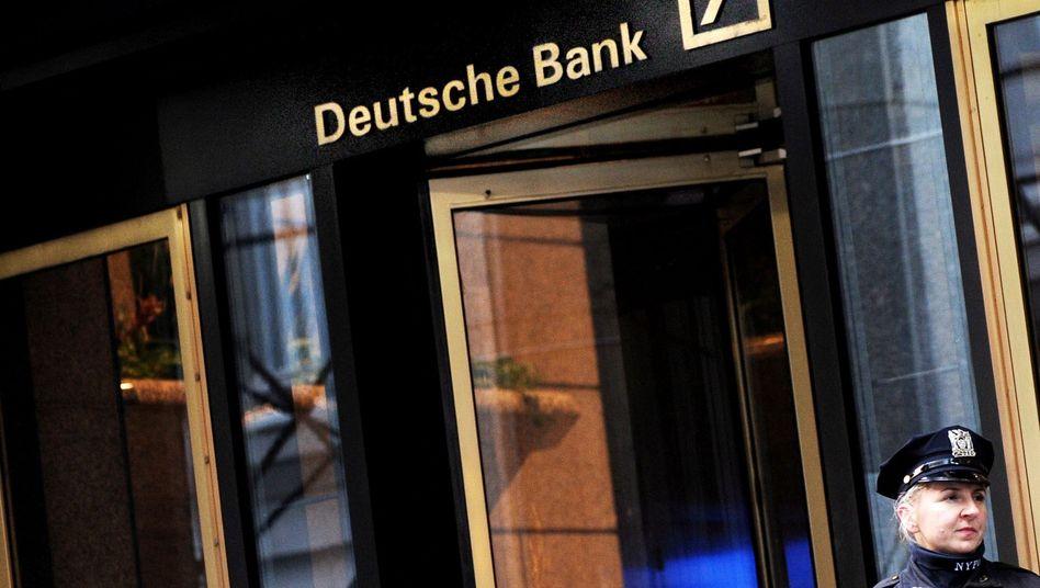 Deutsche Bank an der Wall Street: Dem Institut drohen neue Prozesse