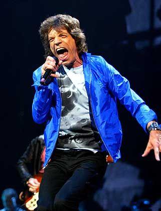 """Sänger Jagger: Interview """"zusammengestiefelt"""""""