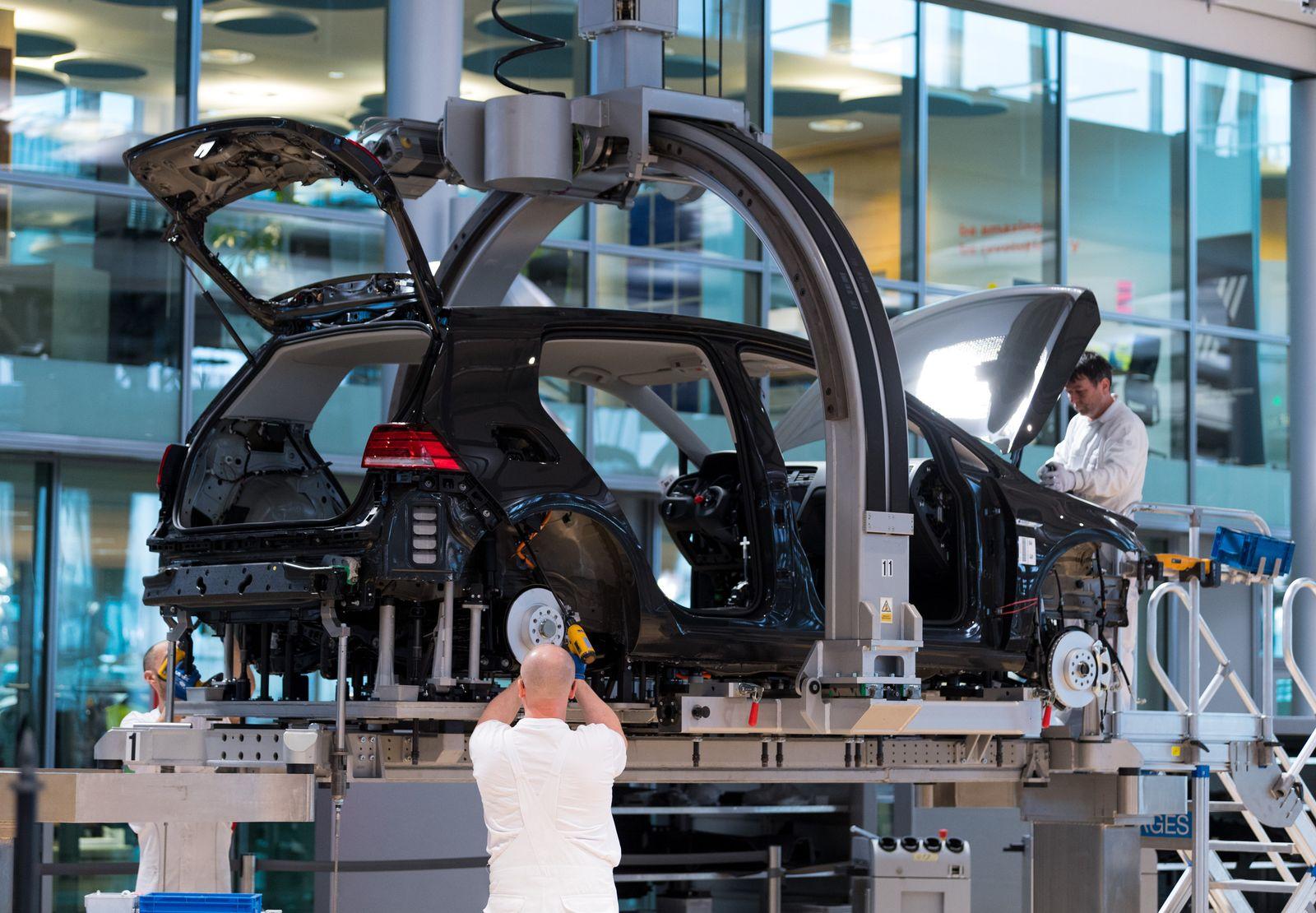 Volkswagen - 3. Quartal