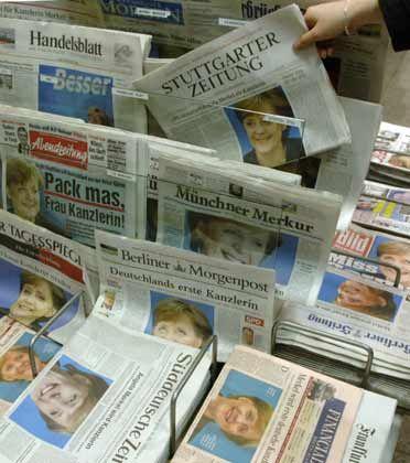 Zeitungskiosk: Was will der Leser?