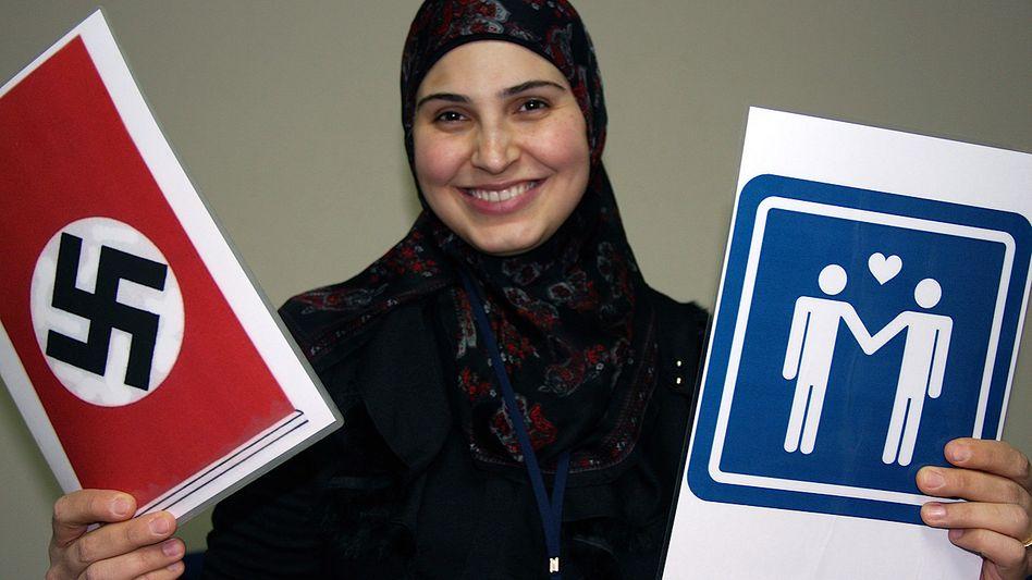 Lehrerin Zeinab Artel: Was ist in Deutschland erlaubt, was tabu?