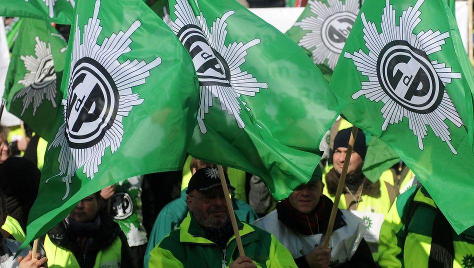 Streik in München: Zähe Verhandlungen um Lohnerhöhungen