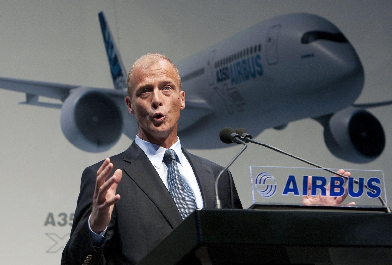 NICHT VERWENDEN DEU HH Luftfahrt Airbus