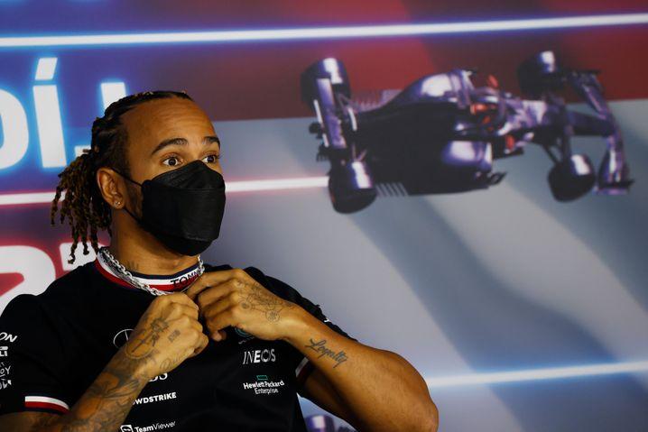 Lewis Hamilton macht sich seit längerem für Menschenrechte stark