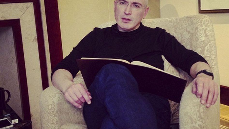 Genscher und der Fall Chodorkowski: Mission Freiheit