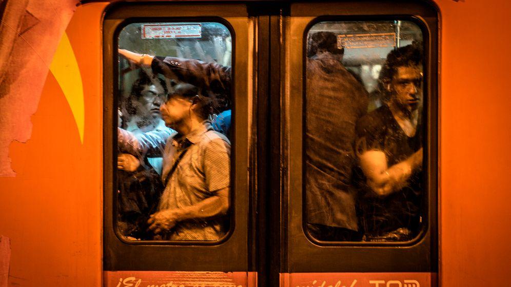 Buchprojekt: Nachts in Mexiko-Stadt